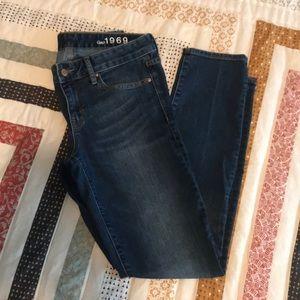 Gap 1969 Always Skinny Jean